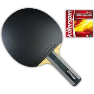 Killerspin Table Tennis Racket RTG Series Diamond TC