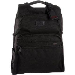 Compact Laptop Briefcase Pack,Black,one size Tumi Alpha Compact Laptop