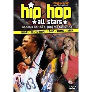 Hip Hop All Stars E 40, Jay Z, Da Brat, Mya Movies & TV