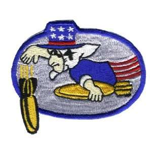 322nd Bomb Squadron 3.75 Patch