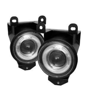 Denali / Sierra C3 Halo Projector Fog Lights   Clear Performance