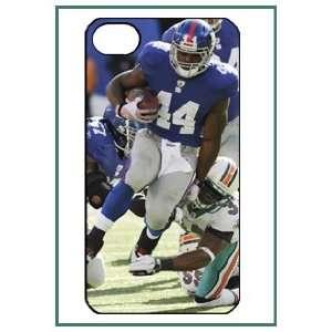 New York Giants Super Bowl iPhone 4 iPhone4 Black Designer Hard Case