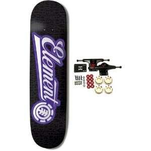 ELEMENT Skateboards ESSENTIAL Complete Skateboard 8