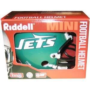 NFL Football Mini Helmet by Riddell   New York Jets