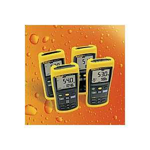 SINGLE INPUT THERMOMETER, 60HZ NOISE REJECTION Product ID FLUKE 51 2