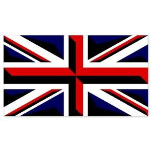 UK United Kingdom Union Jack Flag car vinyl sticker decal