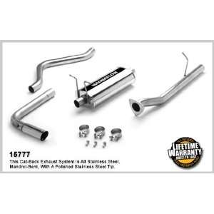 MagnaFlow Performance Exhaust Kits   98 99 GMC Sonoma Short 4.3L V6