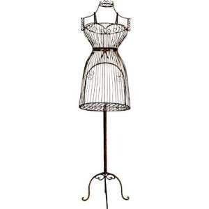 Metal Model Mannequin Tailors Dummy Display