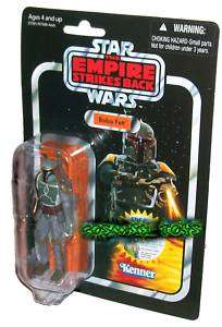 STAR WARS EMPIRE STRIKES BACK RETRO VINTAGE BOBA FETT