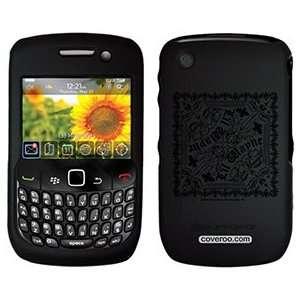 Lil Wayne Bandana on PureGear Case for BlackBerry Curve