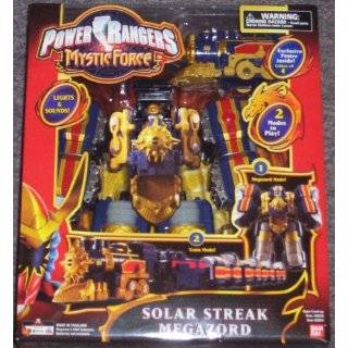 Power Rangers Mystic Force Dragon Rootcore Command Center Playset
