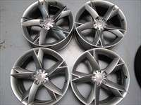 Four 08 11 Audi A5 S5 Quattro Factory 19 Wheels OEM Rims 58827
