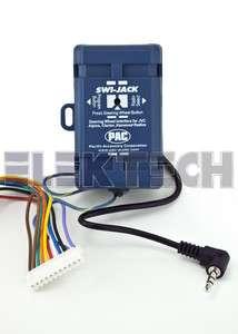 PAC SWI JACK STEERING WHEEL CONTROL 4 KENWOOD KDC X695