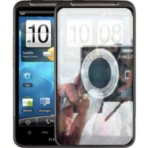HTC Inspire Mirror LCD Screen Protector Cell Phones