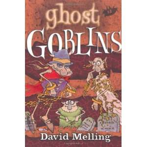 Ghost Goblins 5 (Bk. 5) (9780340930526) David Melling