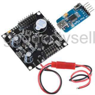Free Flight FF Auto Balance Controller with 3D Acceleration Sensor For