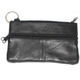 Genuine Leather Womens Change Coin Purse #110 803698927648