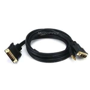 DVI D & USB(A Type) to M1 D(P&D) 28AWG cable   6ft