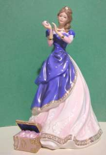 LENOX CRYSTAL The 2011 CHRISTMAS PRINCESS New Mint