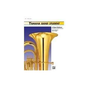 Alfred Publishing 00 3937 Yamaha Band Student, Book 2