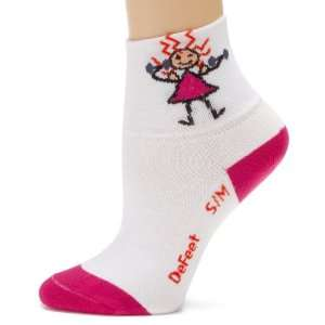DeFeet Womens Aerator Herculisa V2 Sock Sports