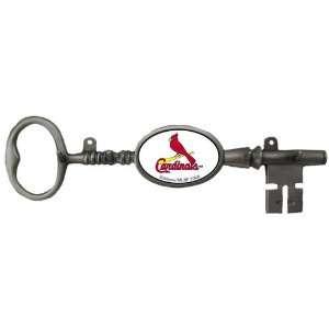 St. Louis Cardinals MLB Key Holder w/logo insert