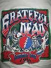 Grateful Dead T   Shirt  VTG Style  1990 Summer Tour