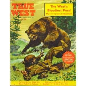 True West Magazine April 1960: Joe Austell Small: Books