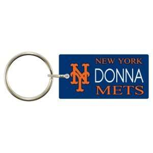 New York Mets Rico Industries Keytag 1 Fan