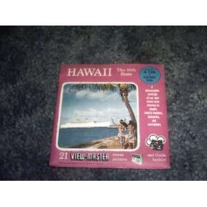 Hawaii the 50th State View Master Reels A120 SAWYERS Books