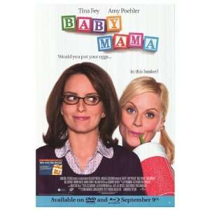 Baby Mama Original Movie Poster, 26.75 x 39.5 (2008