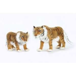 Hansa 12 Caspian Tiger Plush Stuffed Animal Toy Toys & Games