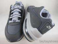 NIKE AIR MAX LTD DARK GRAY/WOLF GRAY LIGHT GRAY RUNNING MENS ALL SIZES
