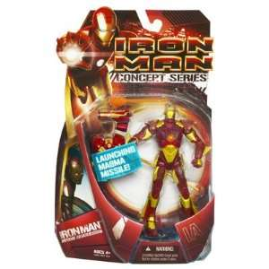 Iron Man Inferno Armor Toys & Games