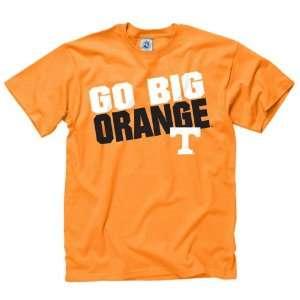 Tennessee Volunteers Light Orange Slogan T Shirt