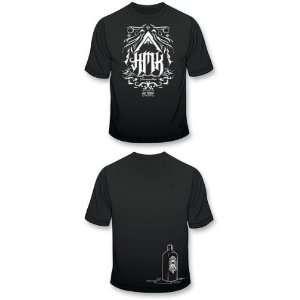 HMK Proof T Shirt   Large/Black Automotive
