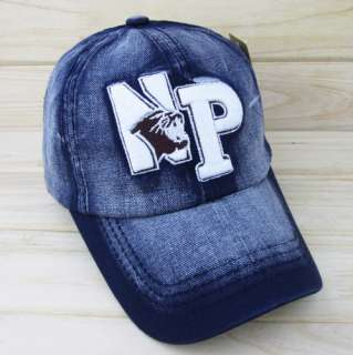 High quality Denim baseball cap outdoor golf cap hat Q2