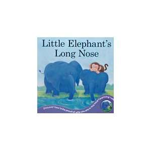 Little Elephants Long Nose (Animal Tales) Books