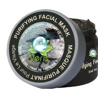 Veris Dead Sea Cosmetics, Dead Sea Mud & Algae Purifying Facial Mask