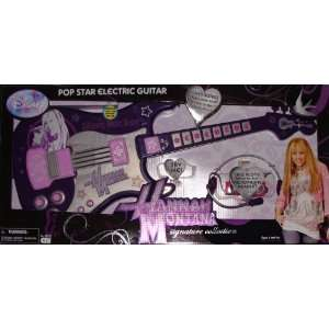 Montana Signature Collection Pop Star Electric Guitar Toys & Games