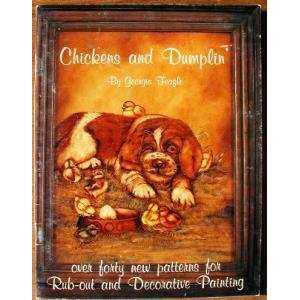 Over 40 New Patterns for Rub out and Decorative Painting: Books