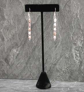Black Velvet Earring T Stand Display