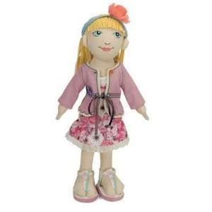 Manhattan Toy Meet Josephine, A Lilydoll is a Classic Doll
