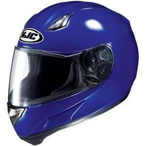 HJC AC 12 Full Face Motorcycle Helmet Royal Blue Small
