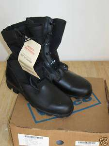 Wellco Military Surplus Hot Weather Jungle Boots