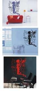 Wallpaper Graffiti Wall/ Glass Sticker Decal FAIRY I