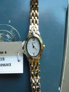 NICE Citizen Womens EW9684 51A Eco Drive Two Tone Stainless Steel