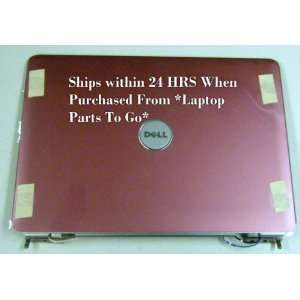 NEW Dell Inspiron 1525 1526 Pink LCD Back Cover TY055