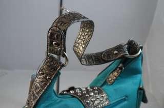 DG Sunglasses+ Western Cowgirl Rhinestone Belt Buckle Handbag+ Wallet