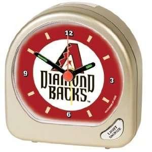 MLB Arizona Diamondbacks Alarm Clock   Travel Style